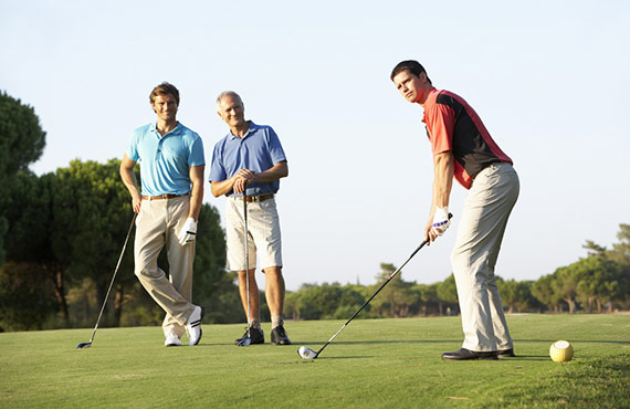 Golf doanh nghiệp