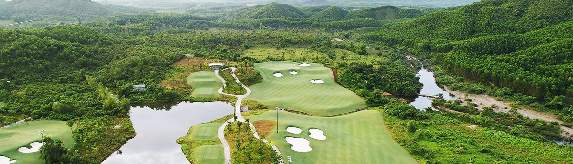 Sân Golf Ba Na Hills