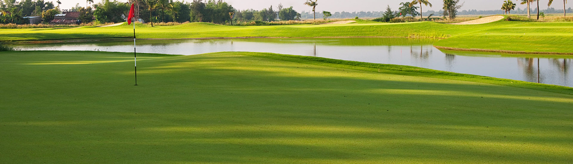 Sân Golf Montgomerie Links Vietnam