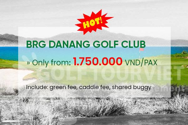 Bảng giá sân Golf: BRG Danang Golf Resort
