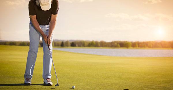 3 kinh nghiệm luyện tập giúp lấy lại sự bình tĩnh sau một cú putt hỏng