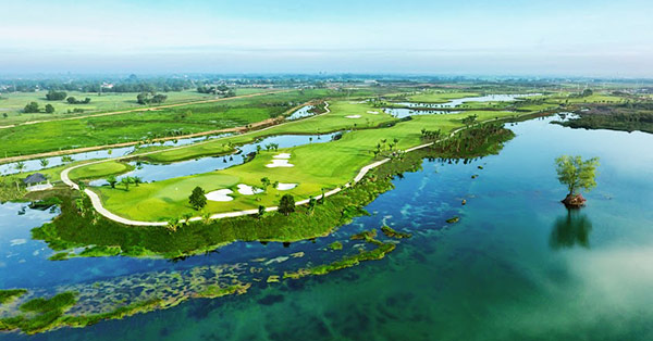Dịch Vụ Đưa Đón Khách Của Sân Golf West Lakes - Long An