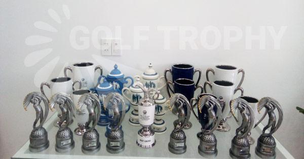 GolfTrophy cung cấp cúp giải golf BVGA