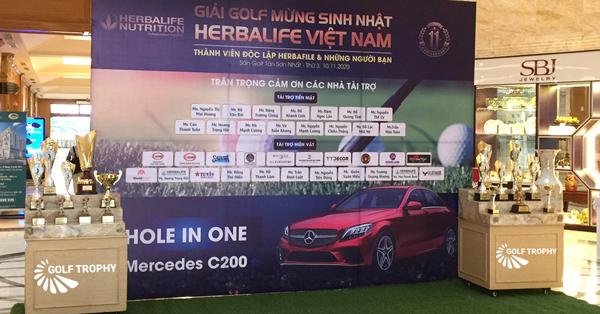 Giải Golf Mừng Sinh Nhật Herbalife Việt Nam