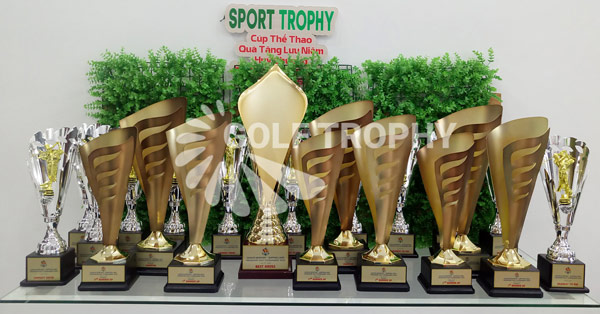 GolfTrophy cung cấp cúp giải golf: SAIGON NEWPORT - SHIPPING LINES - FRIENDSHIP GOLF TOURNAMENT 2020