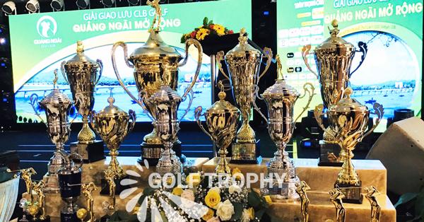 Giải Golf ra mắt Câu lạc bộ Golf Quảng Ngãi