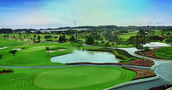 Lịch đánh đèn Sân Golf Twindoves