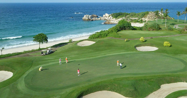 Singapore - Bintan Golf Package