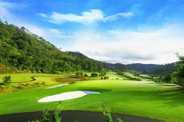 Sân Golf Sacom Tuyền Tâm